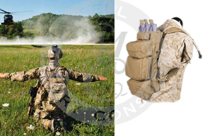 TAG - Combat Sustainment Pack
